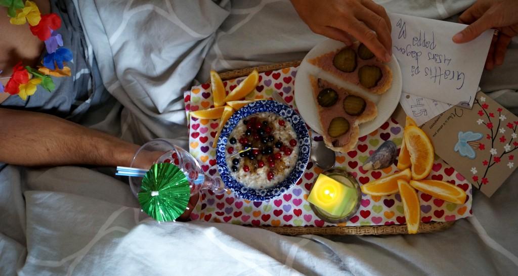 Födelsedagsfrukosten