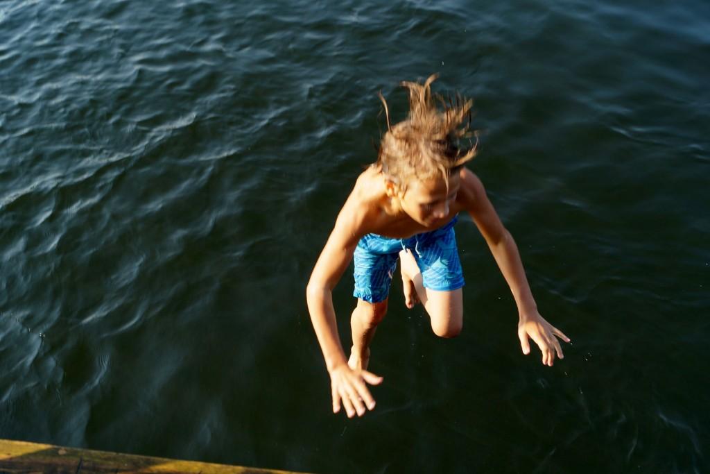 Sture hoppar